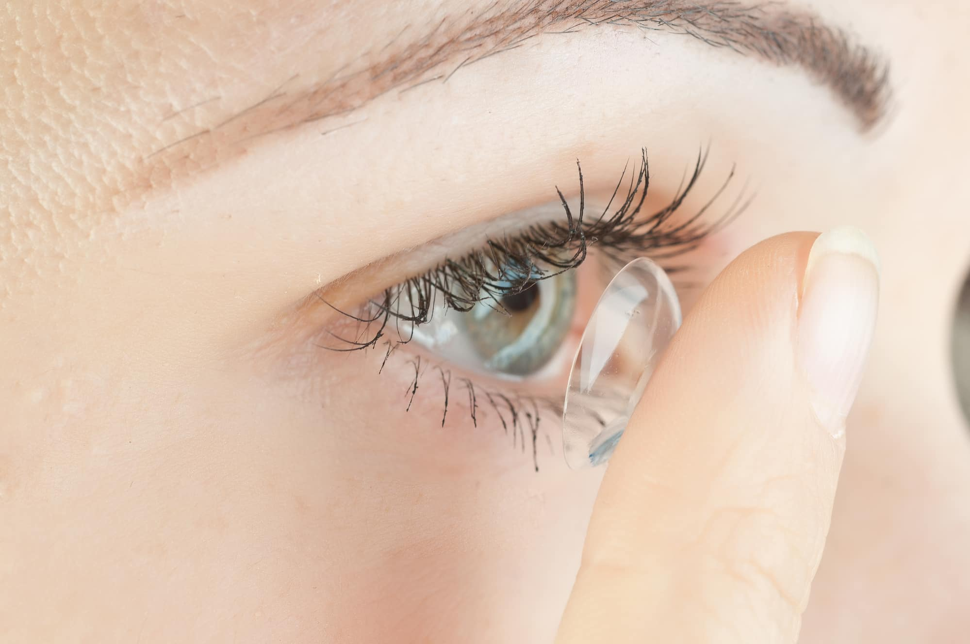 High-Quality Contact Lenses